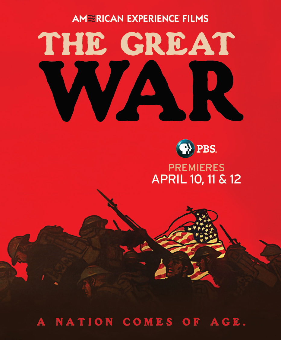 The Great War poster. ""