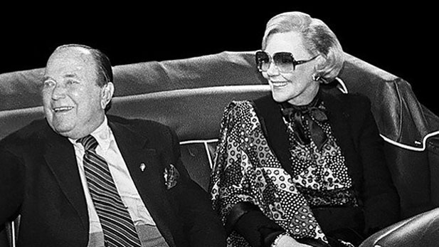 ray and joan kroc spotlight