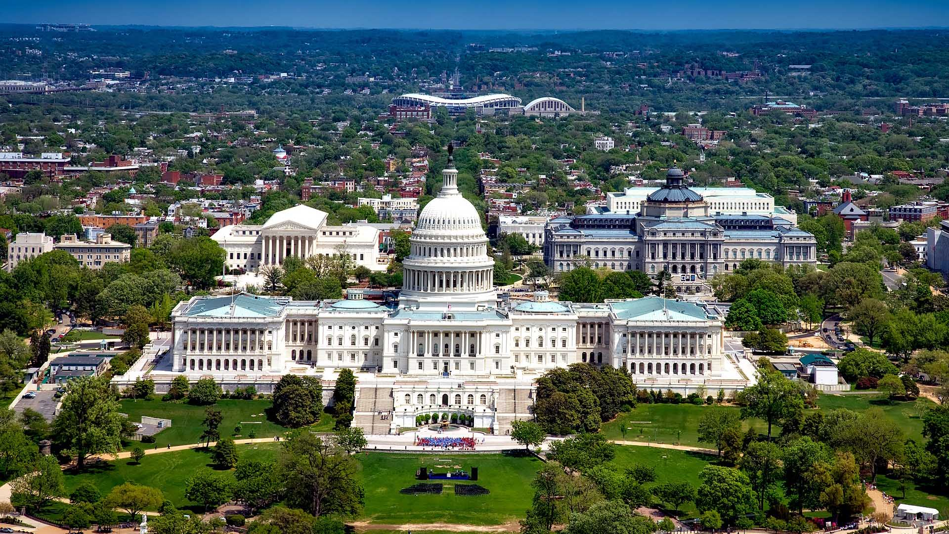 The U.S. Capitol in Washington D.C.