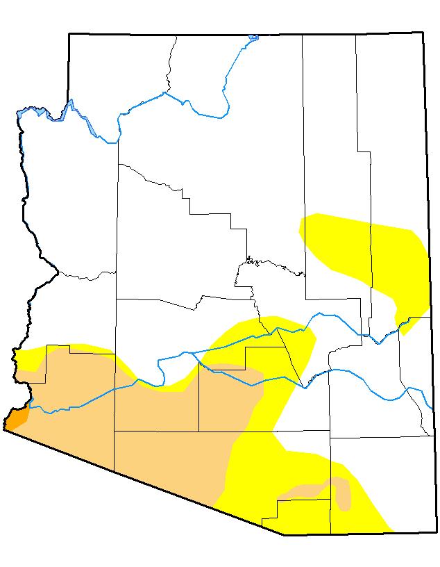 AZ drought 4-2017