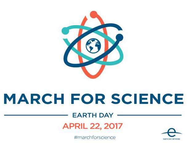 science rally logo