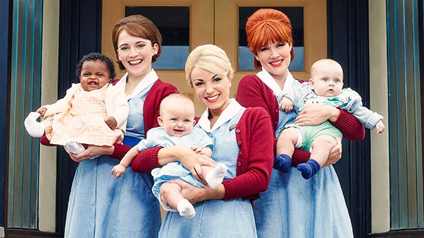 Call the Midwife - Watch Online