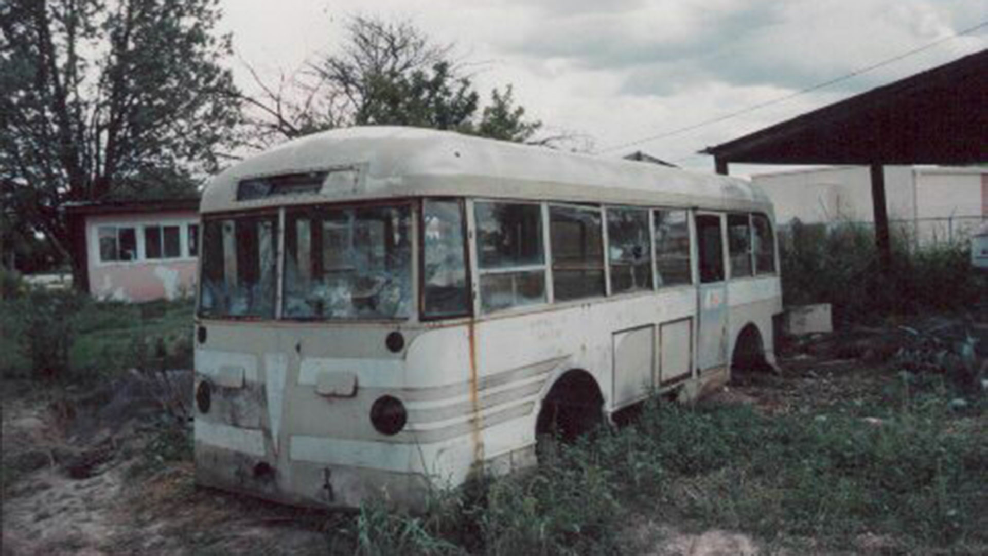 Bisbee bus found