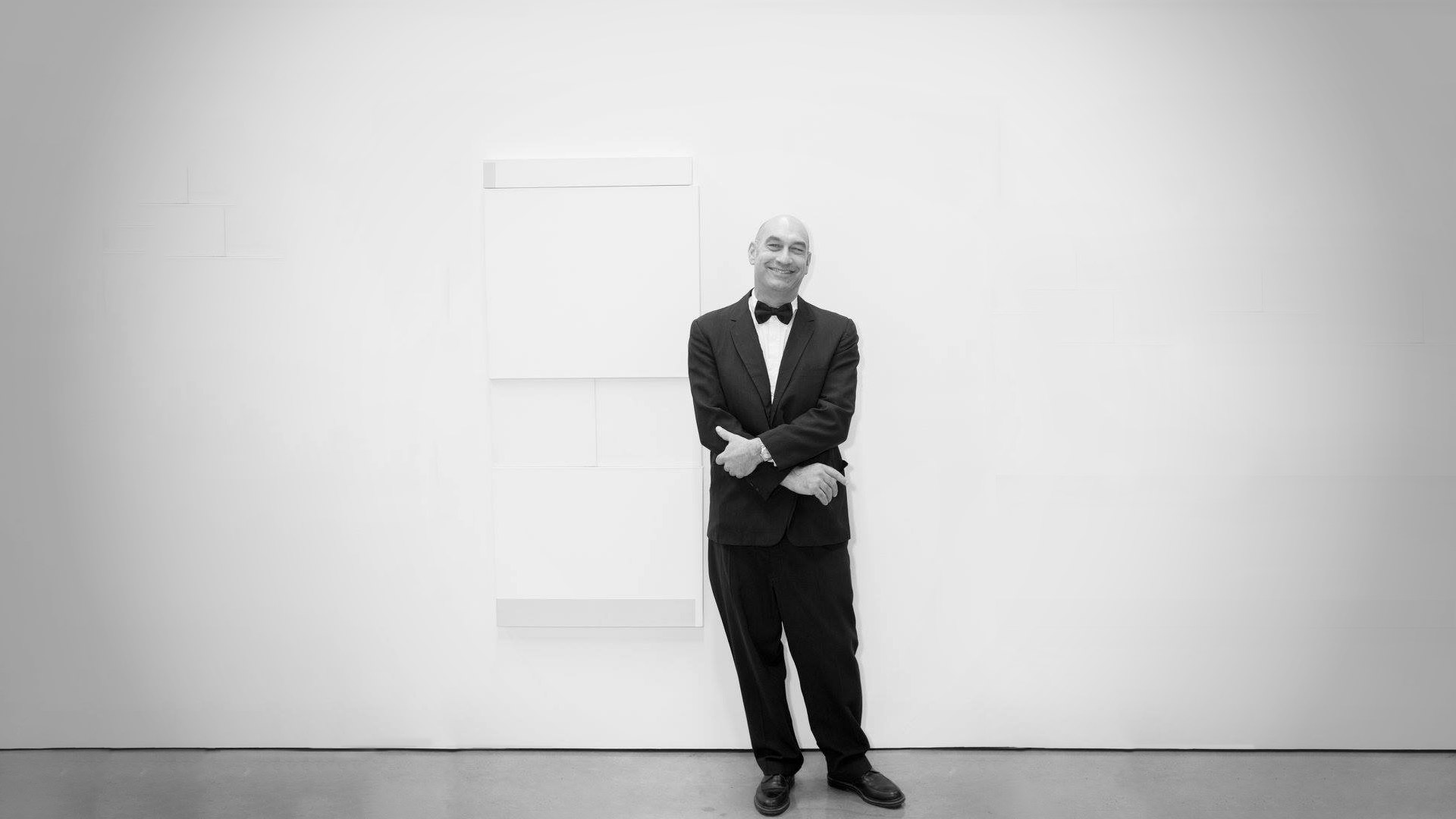 Departing curator of MOCA, Jocko Weland