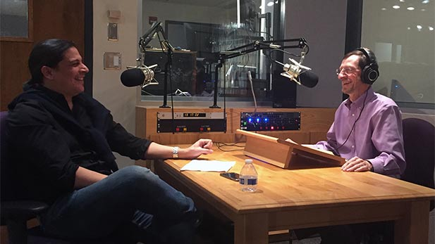 Tucson Symphony Orchestra conductor Jose Luis Gomez sits down with AZPM's Andy Bade.