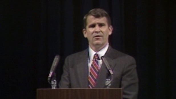 From the Vault: Oliver North in Tucson 1988
