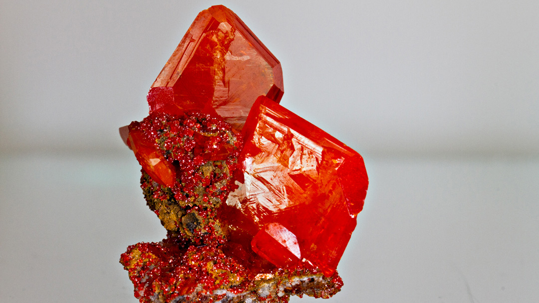 Red Cloud Wulfenite