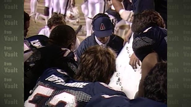 From the Vault: Search for New UA Coach 1987