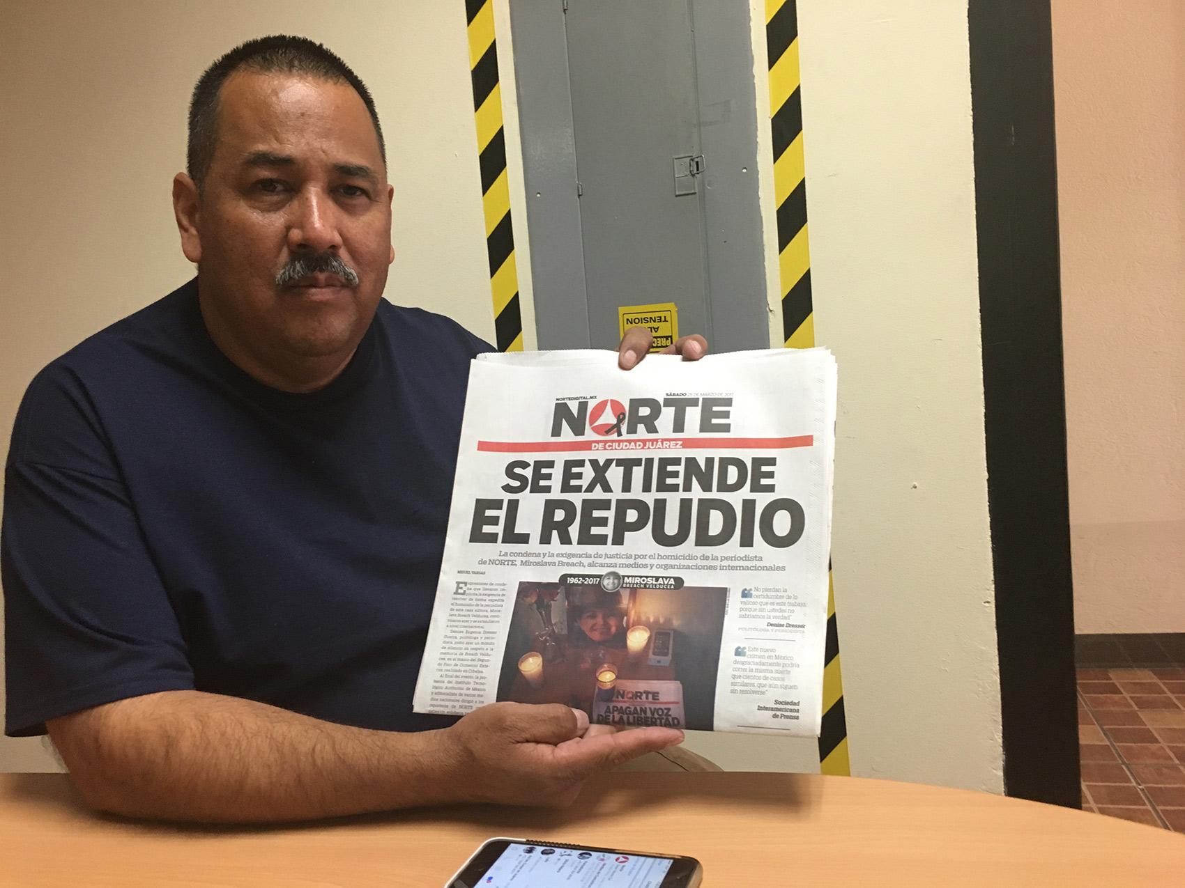 Miguel Vargas Border