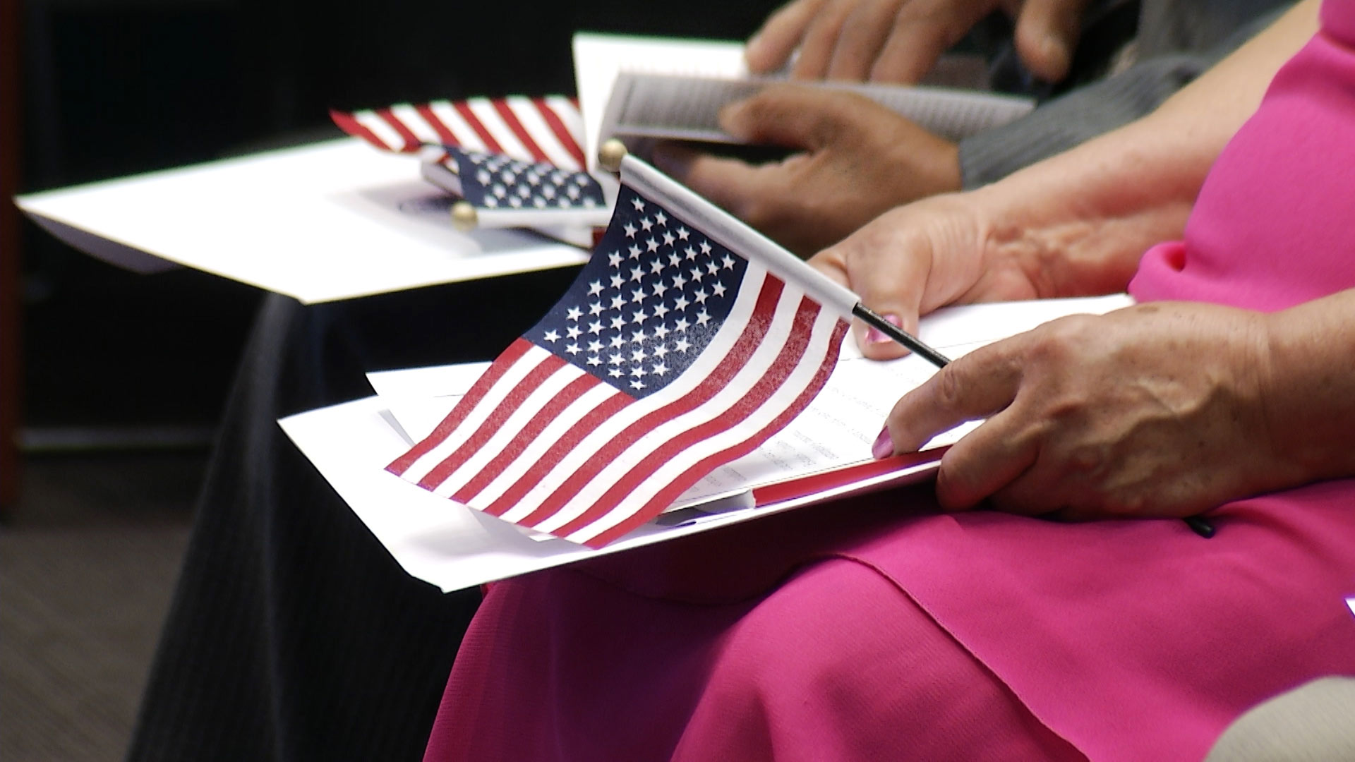 U.S. Citizenship and Immigration Services approved more than 6.6 million people to be citizens in the last decade.