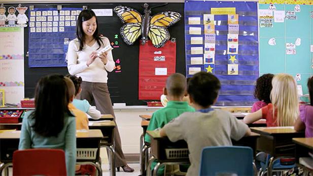 PBS education spot classroom
