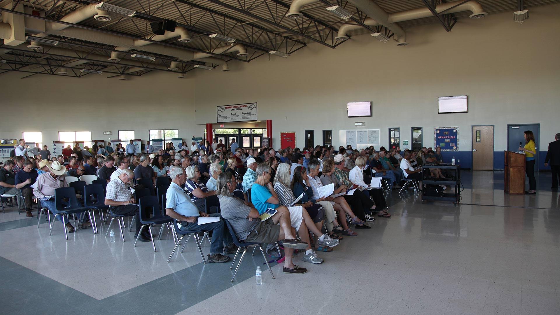 Marana I-11 meeting