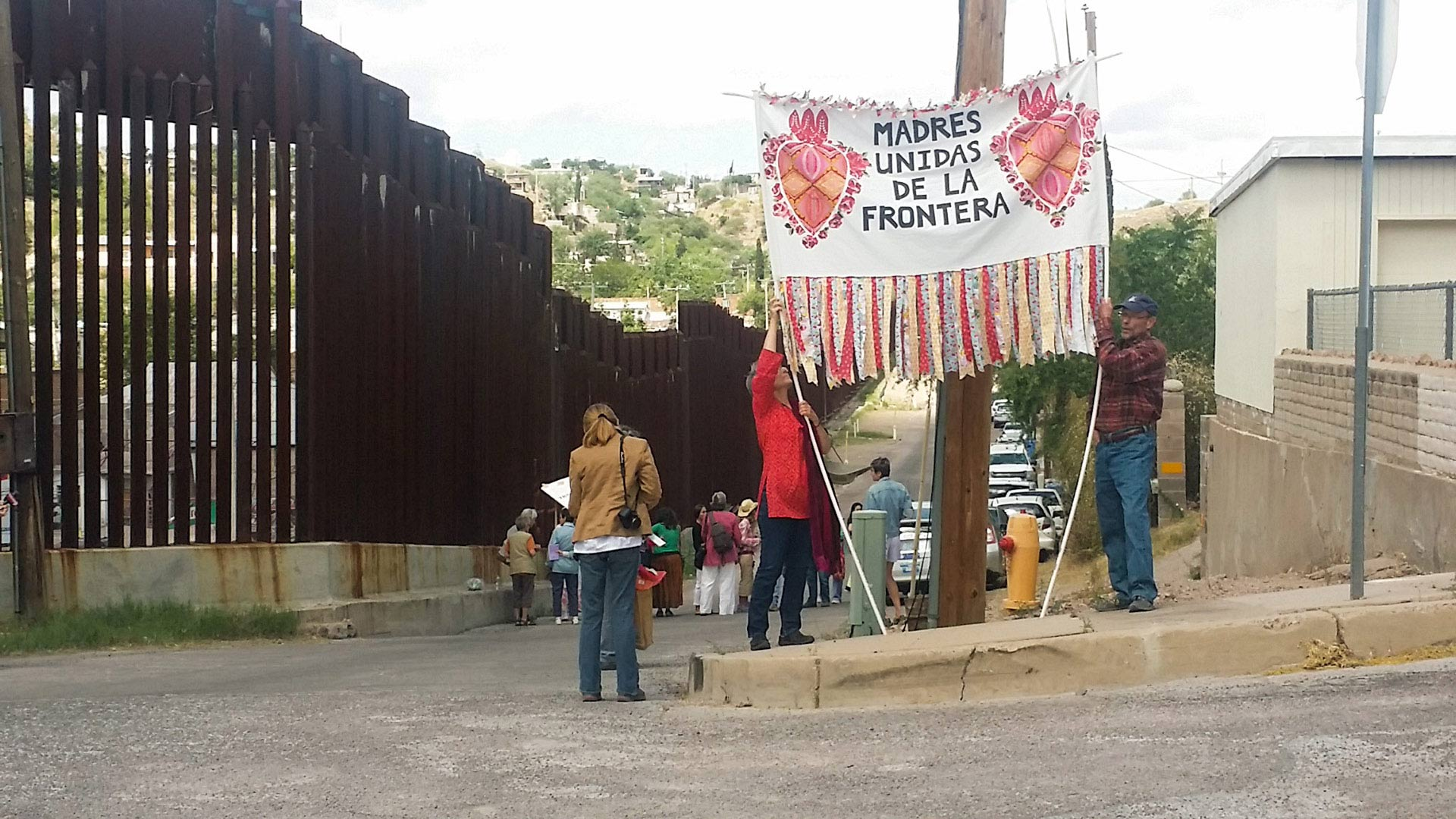 Mothers Border