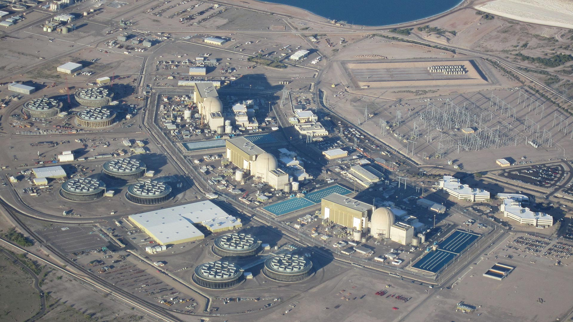 The Palo Verde Nuclear Generating Station.