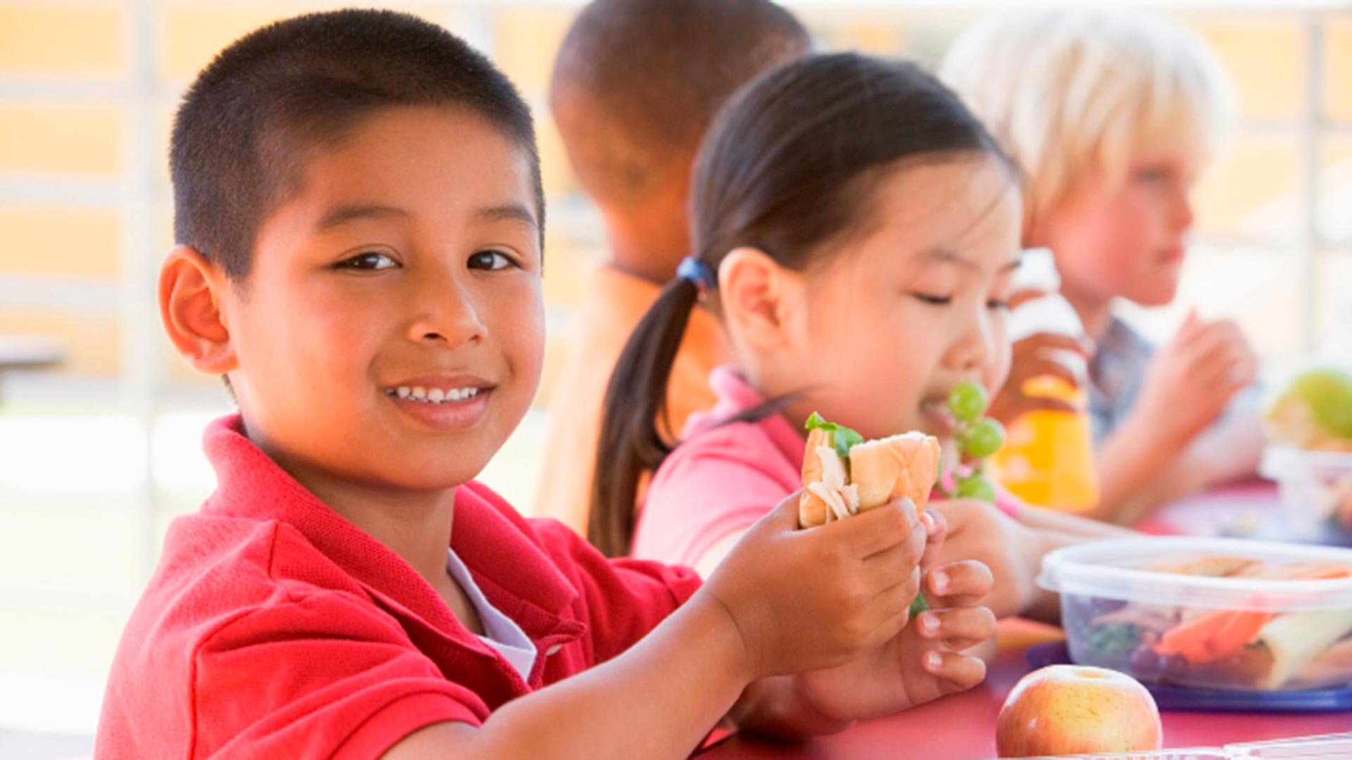 The Arizona Department of Education coordinates programs to provide free meals for kids in the summer.