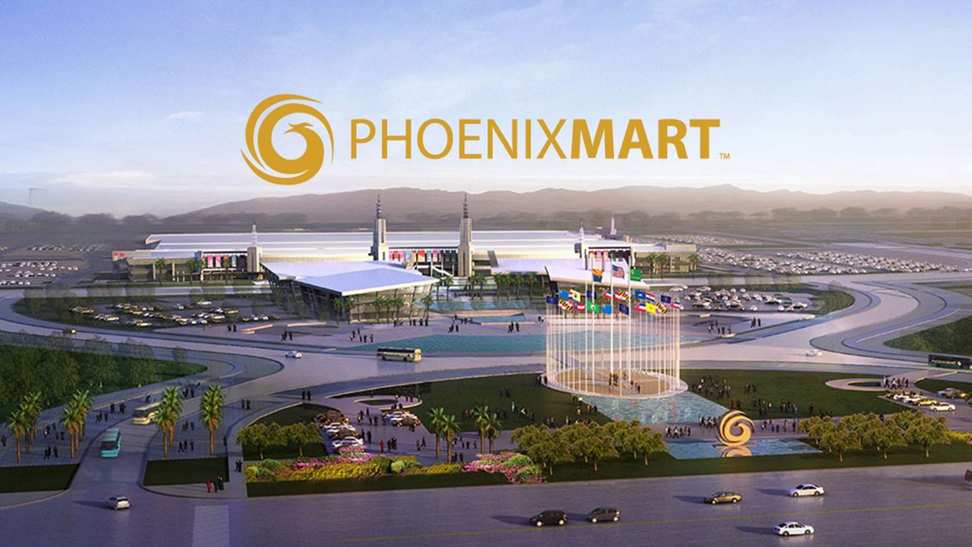 PhoenixMart initially funded with EB-5 Visa investments.