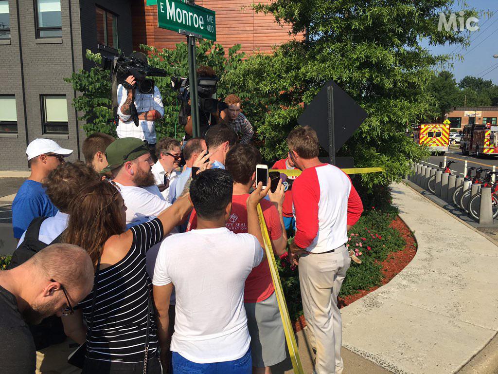 Flake reporters June 14 shooting