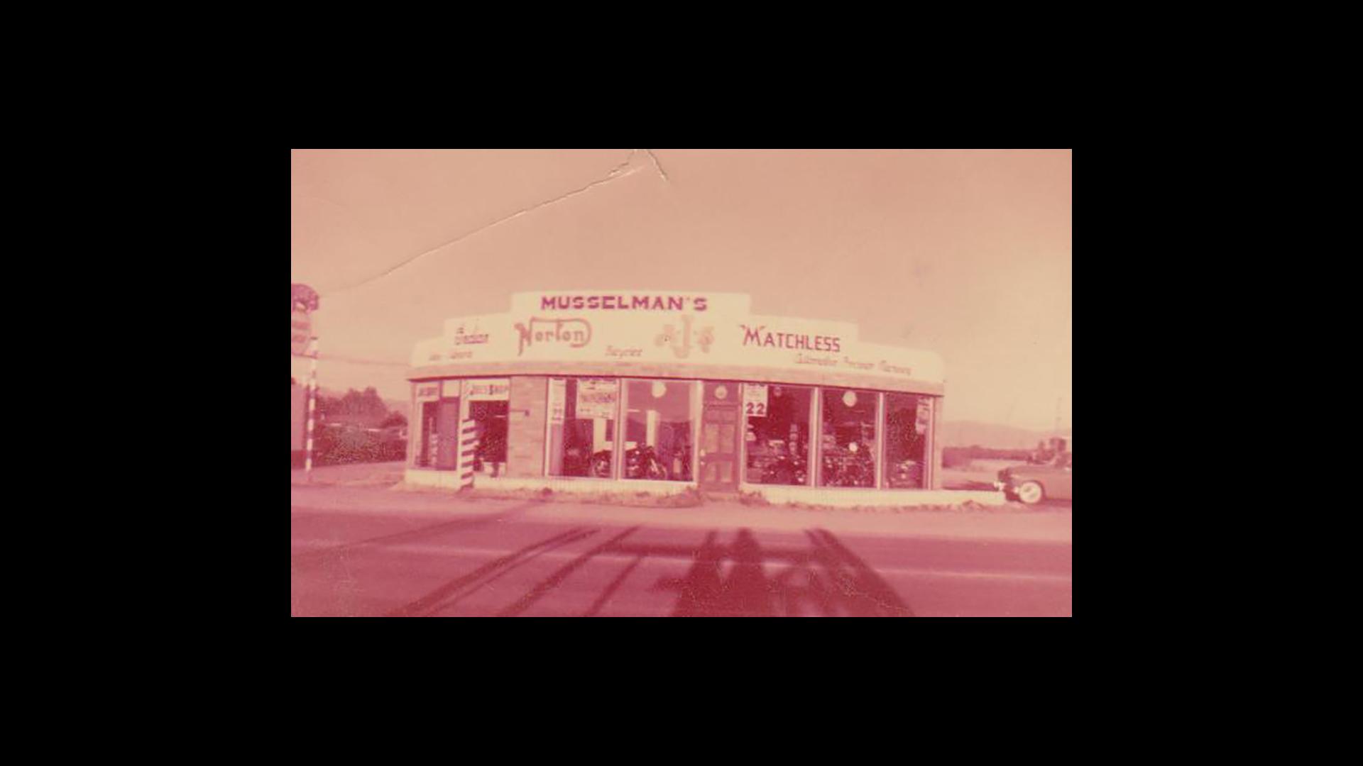 Musselman Honda mid 1950s