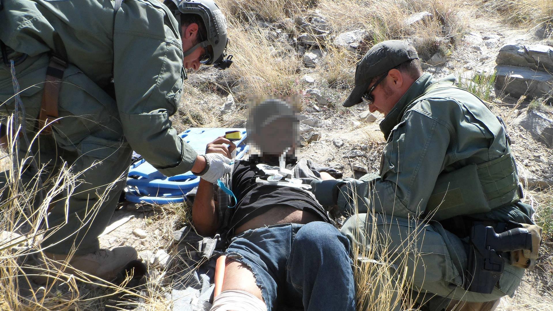 CBP Rescue