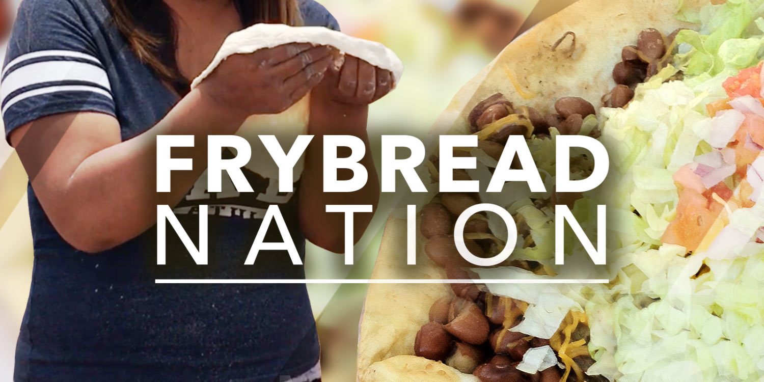 Frybread Nation Interior title image
