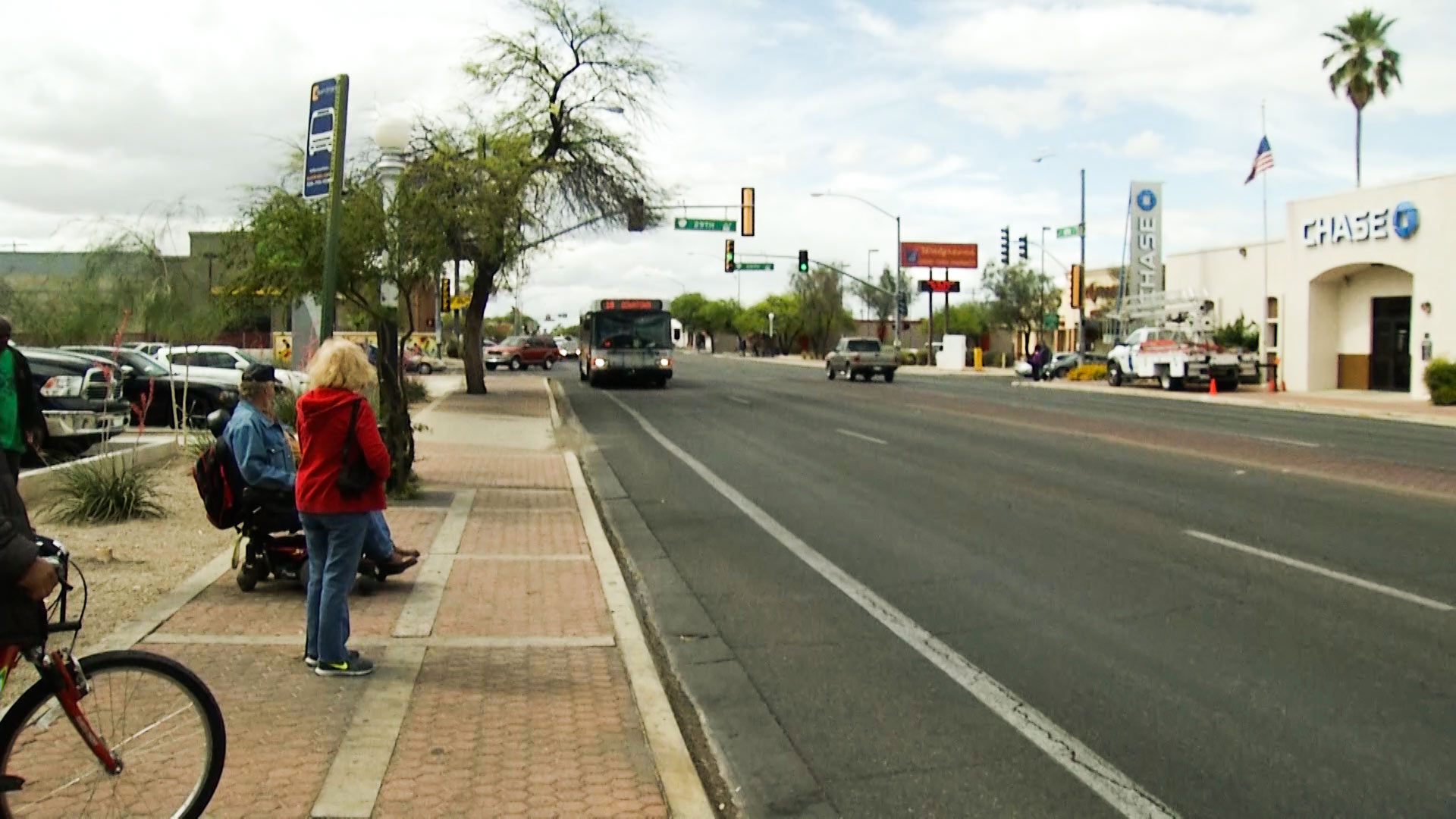 South Tucson street