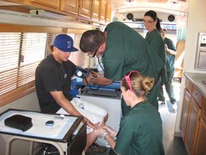 Mobil Medical Unit 2