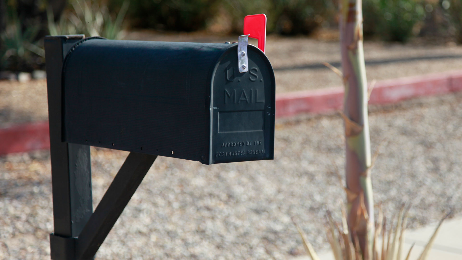 Even stealing mail is a federal crime, some thieves target mailboxes searching for checks and other valuables.
