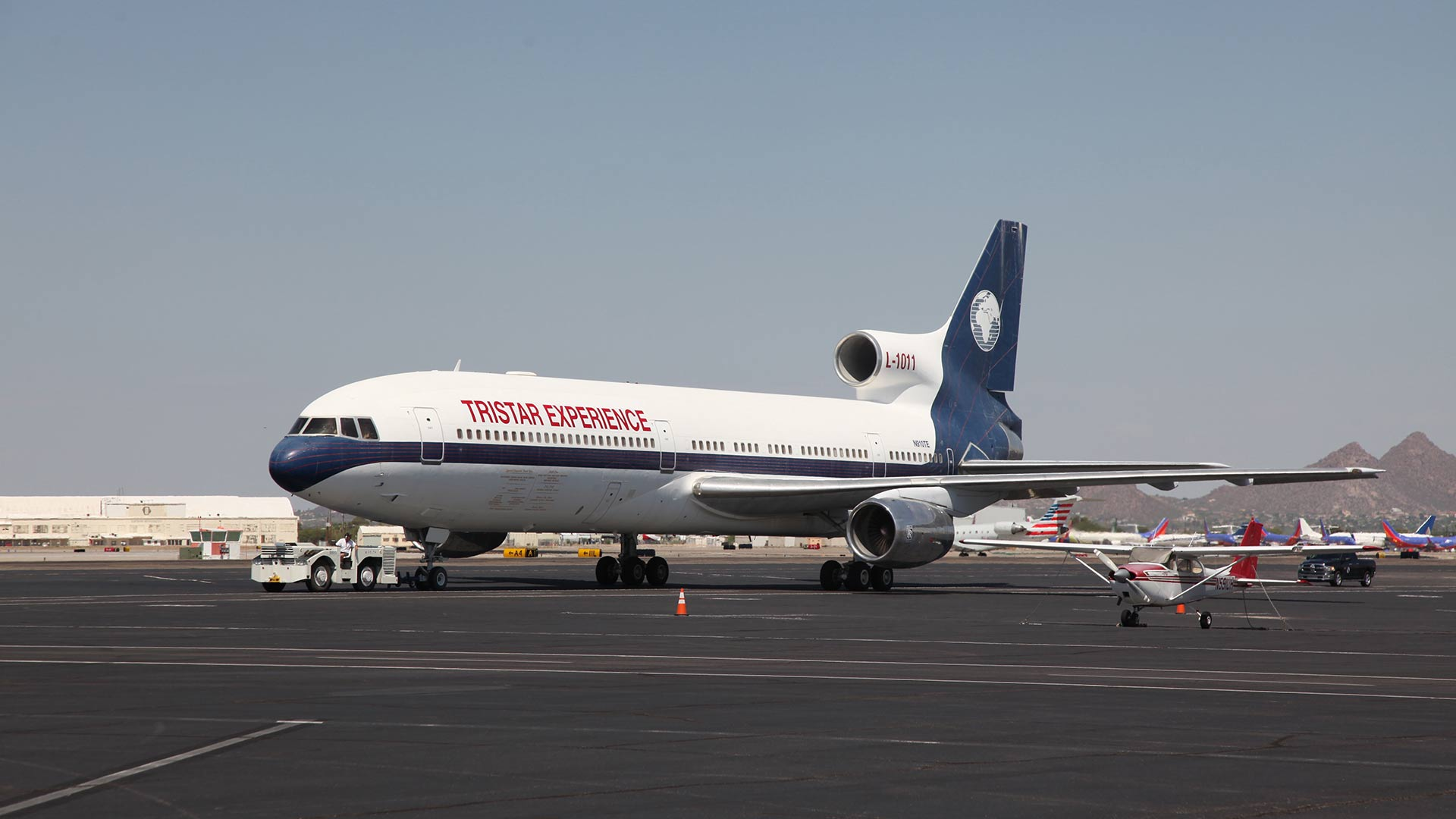 The Tristar Experience, formerly known as the Flying Hospital, will leave Tucson for the first time in more than 15 years as it heads to its new home in Kansas City.