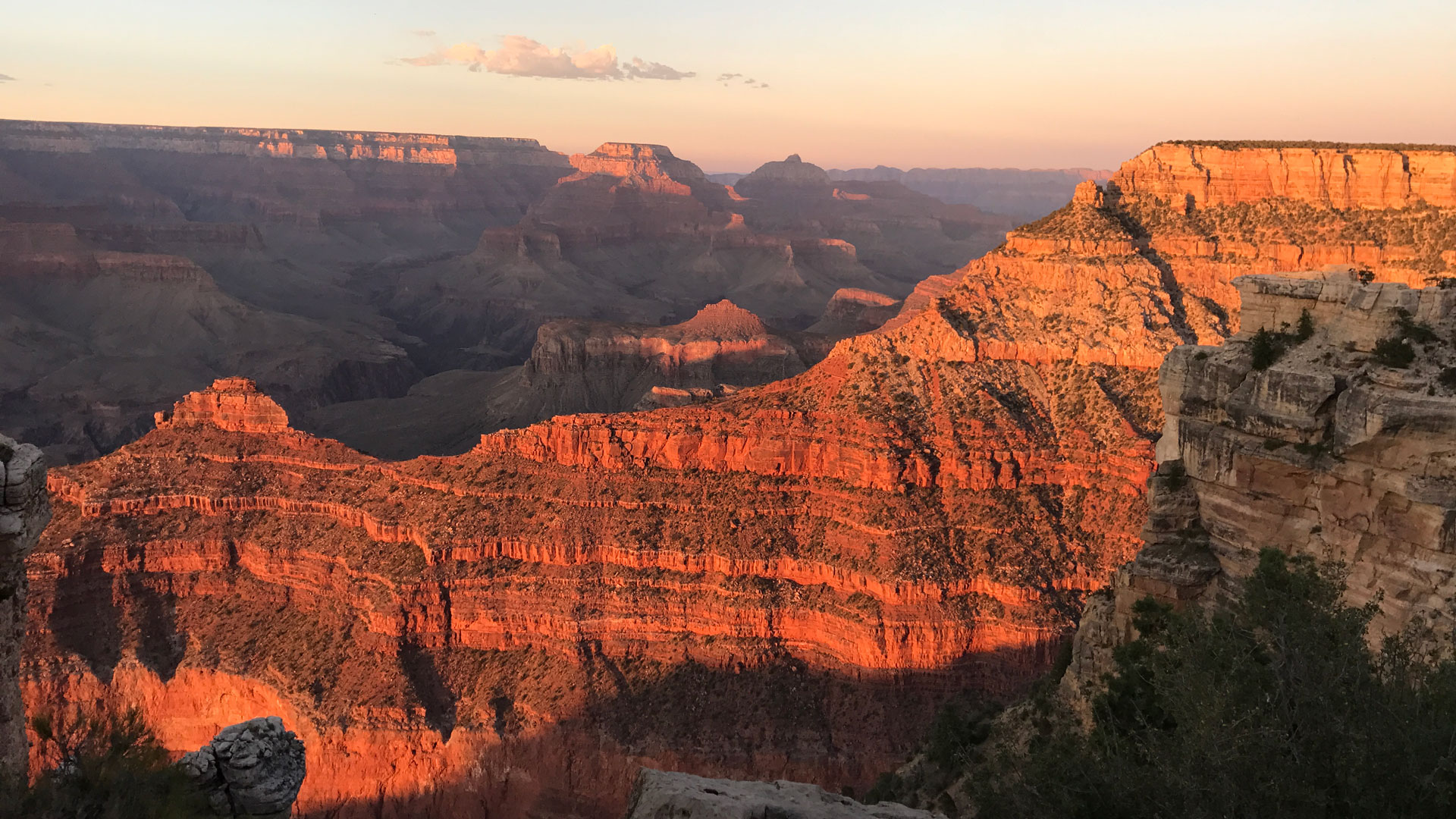 Grand Canyon National Park is one of the most visited national parks in the nation.