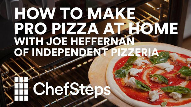 Making pro-pizza at home