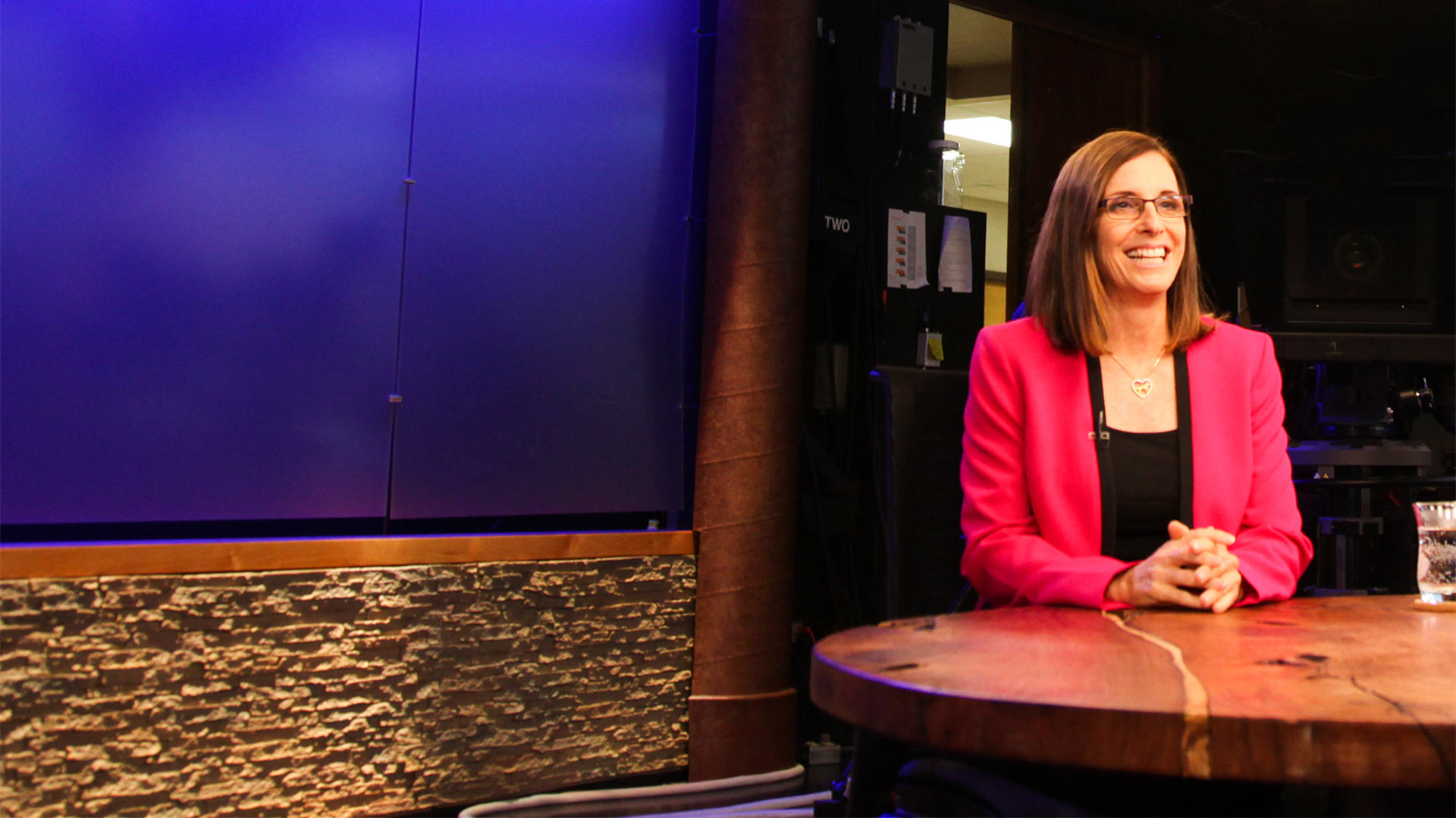 U.S. Rep. Martha McSally, R-Ariz., in studio at Arizona Public Media, July 5, 2017.