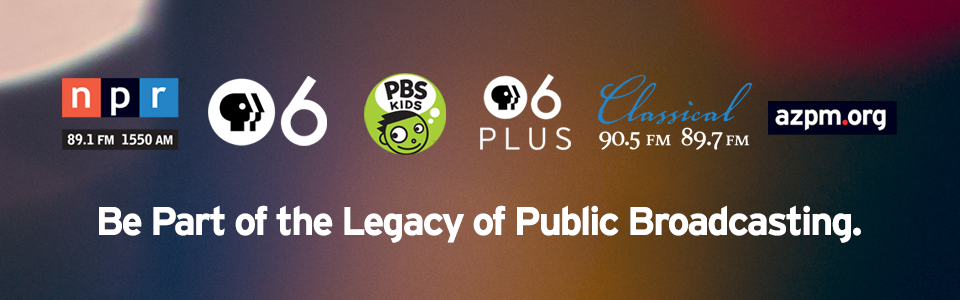 Be Part of the Legacy of Public Broadcasting