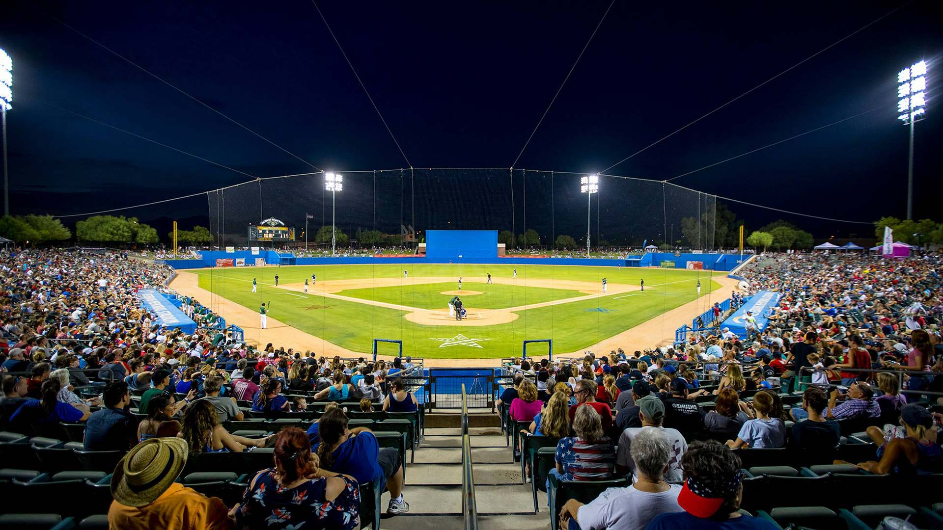 Pima County Wants Major League...