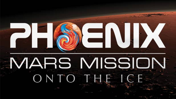 Phoenix Mars Mission: Onto to Ice
