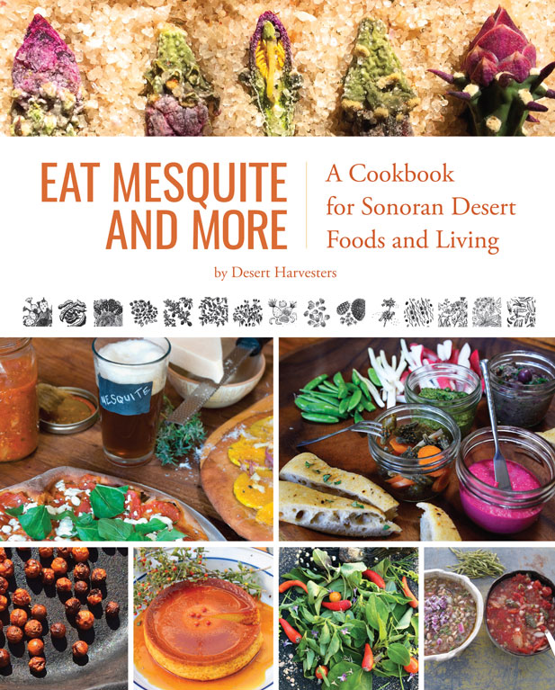 Eat Mesquite and More Book