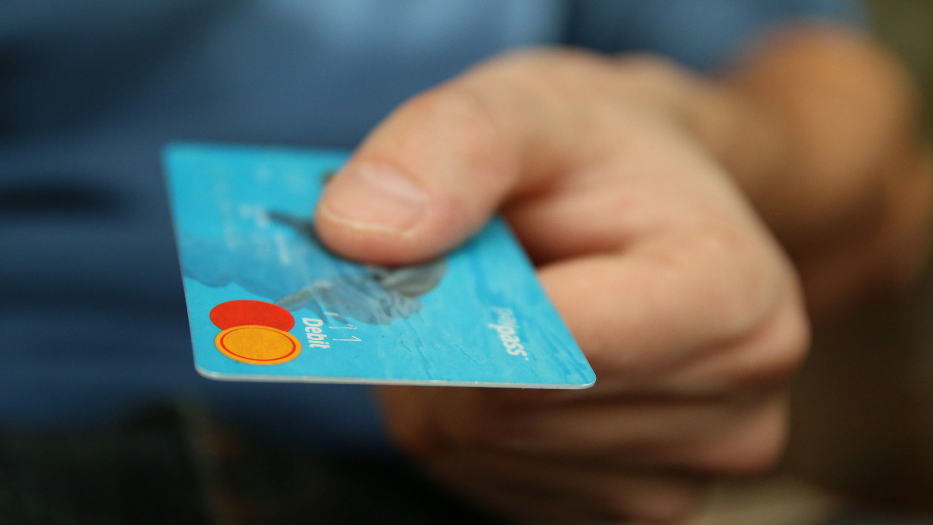 Many scams ask for credit card info.