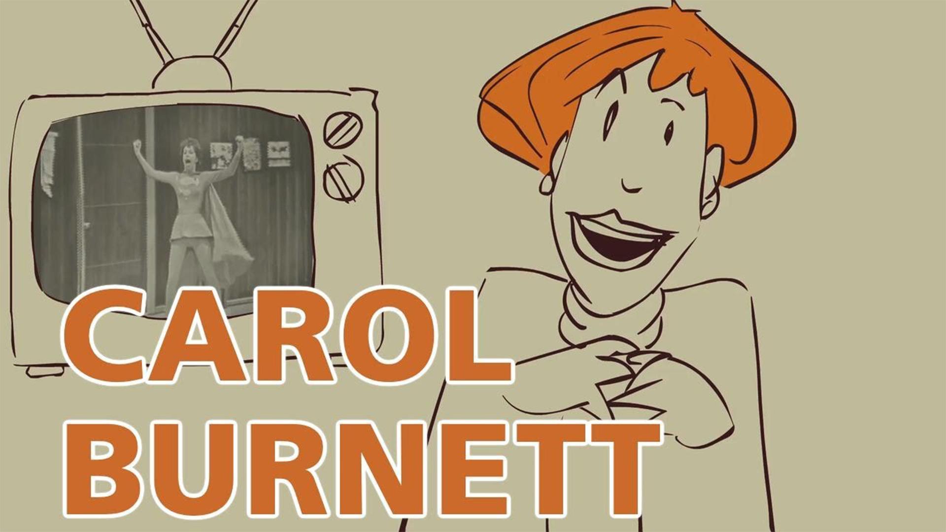 Carol Burnett blank on blank