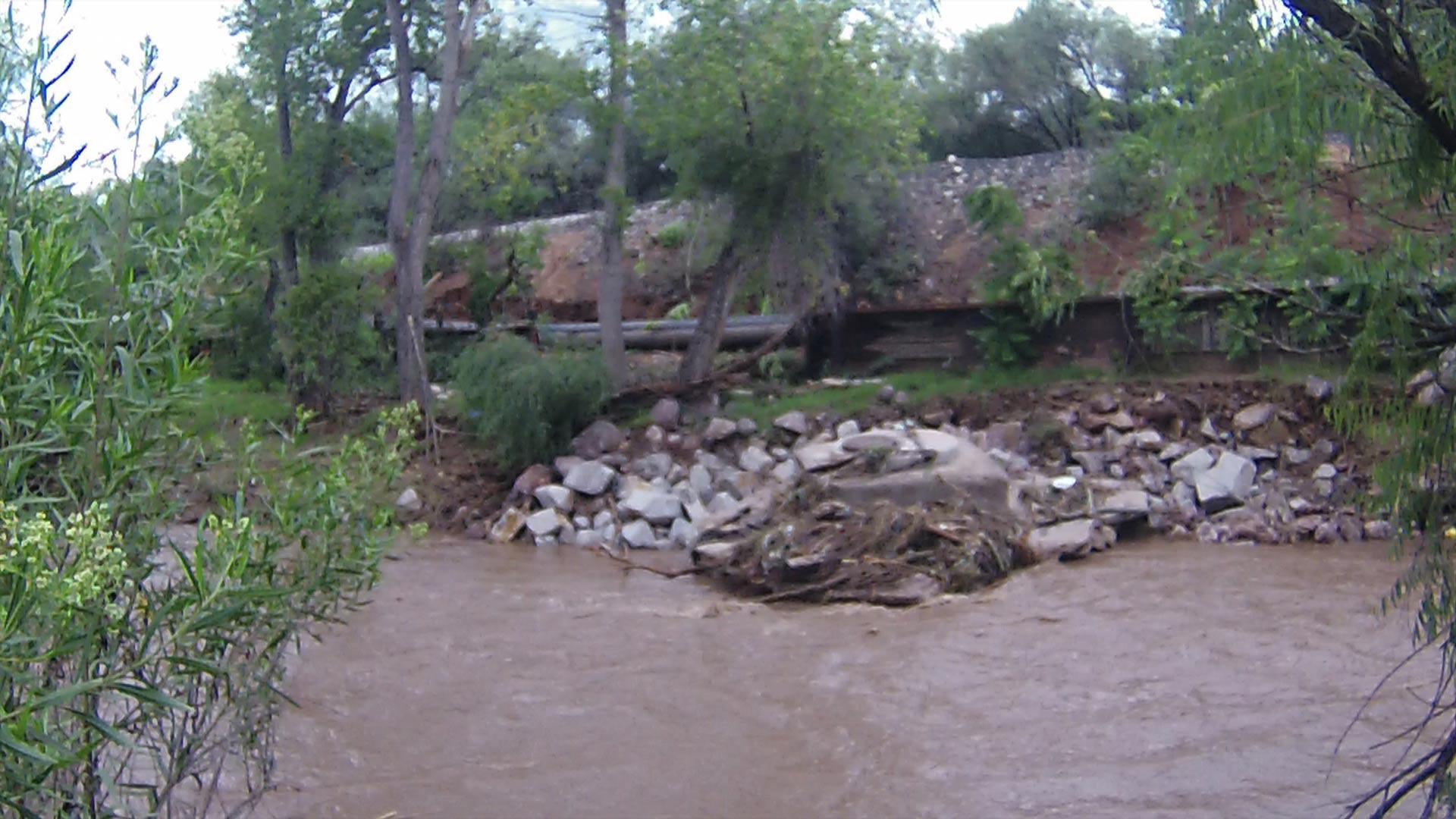 Nogales Wash Pipe