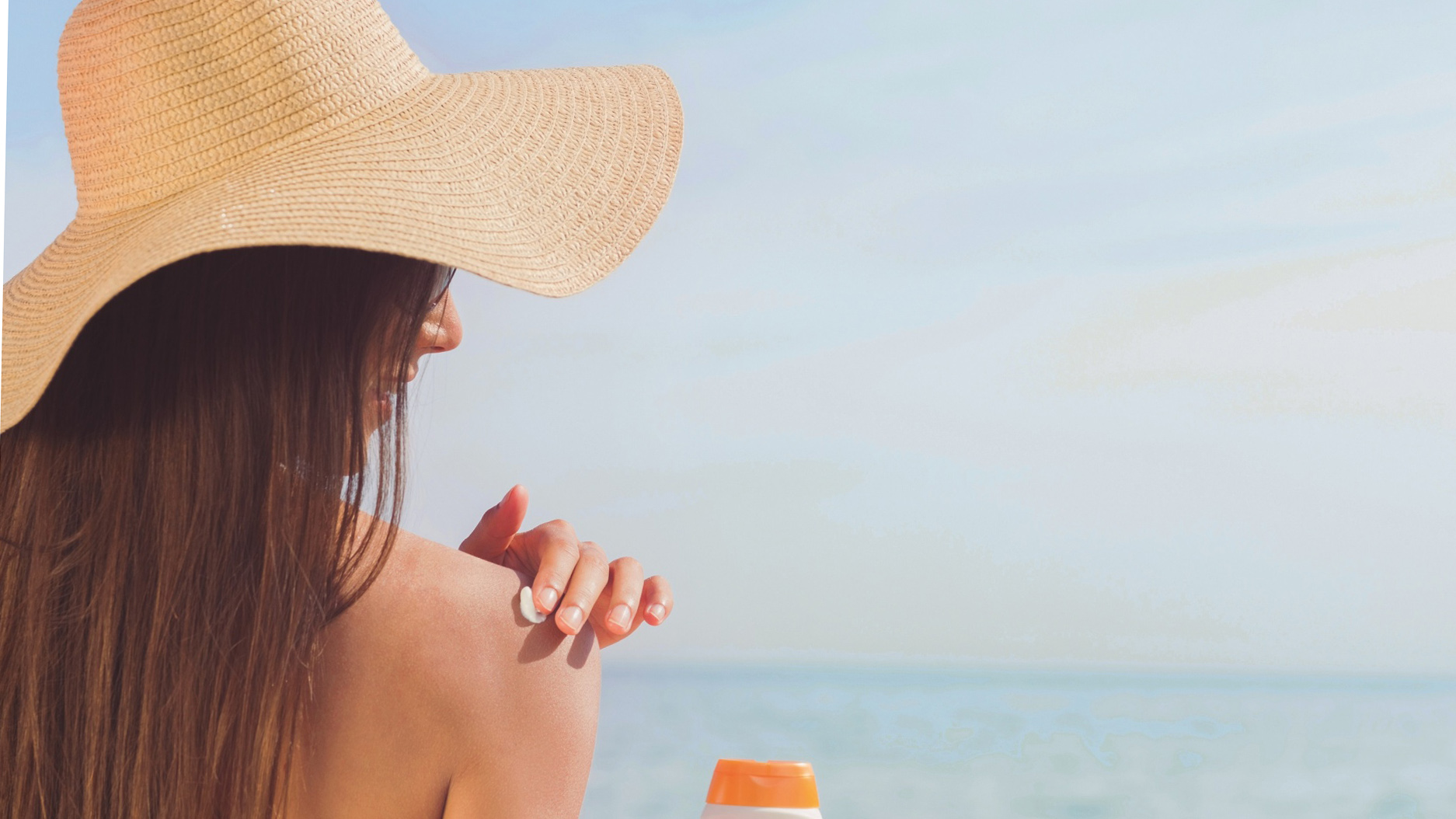 Applying sunscreen can prevent skin cancer.