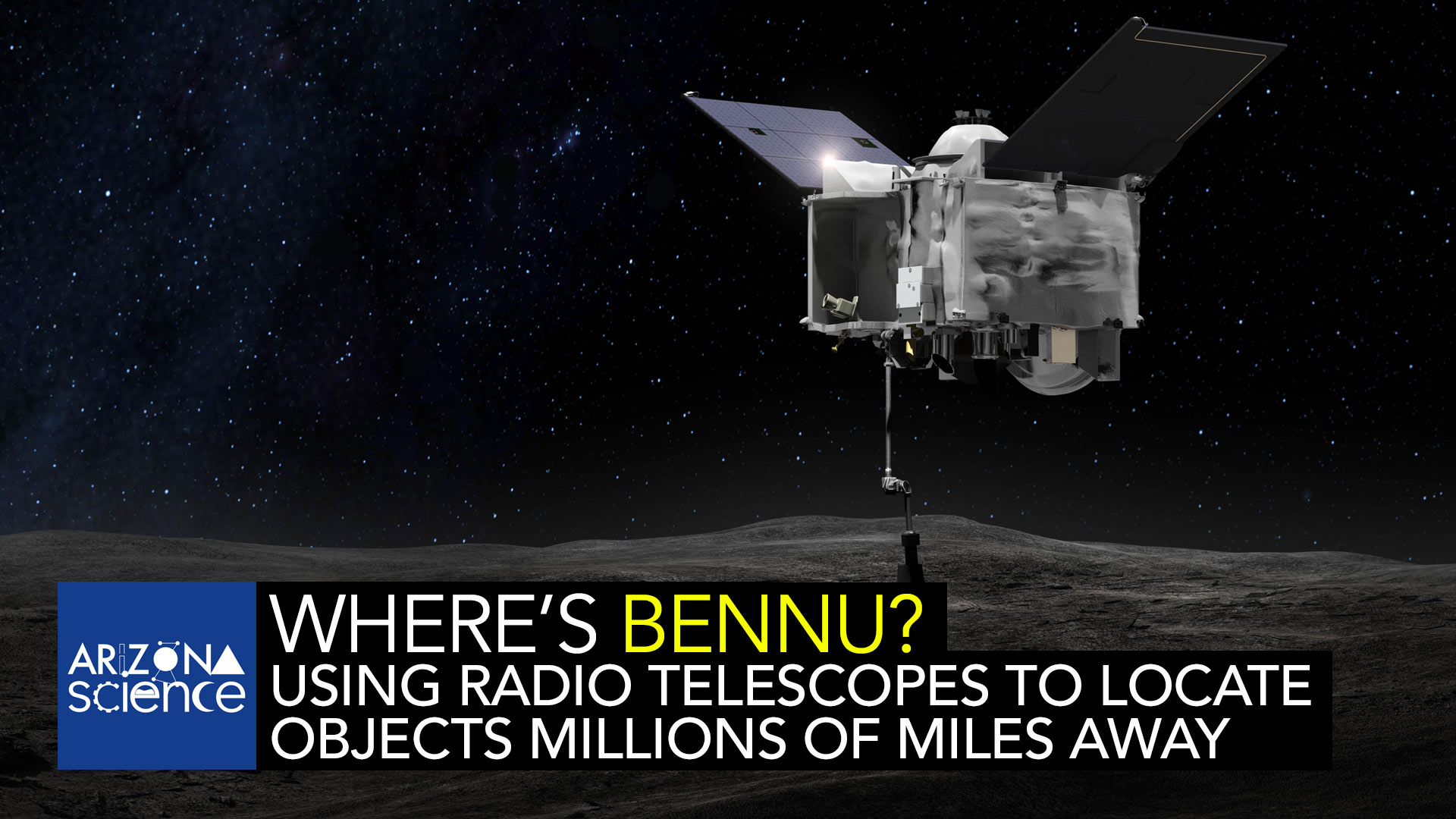 Episode 97: Where's Bennu?