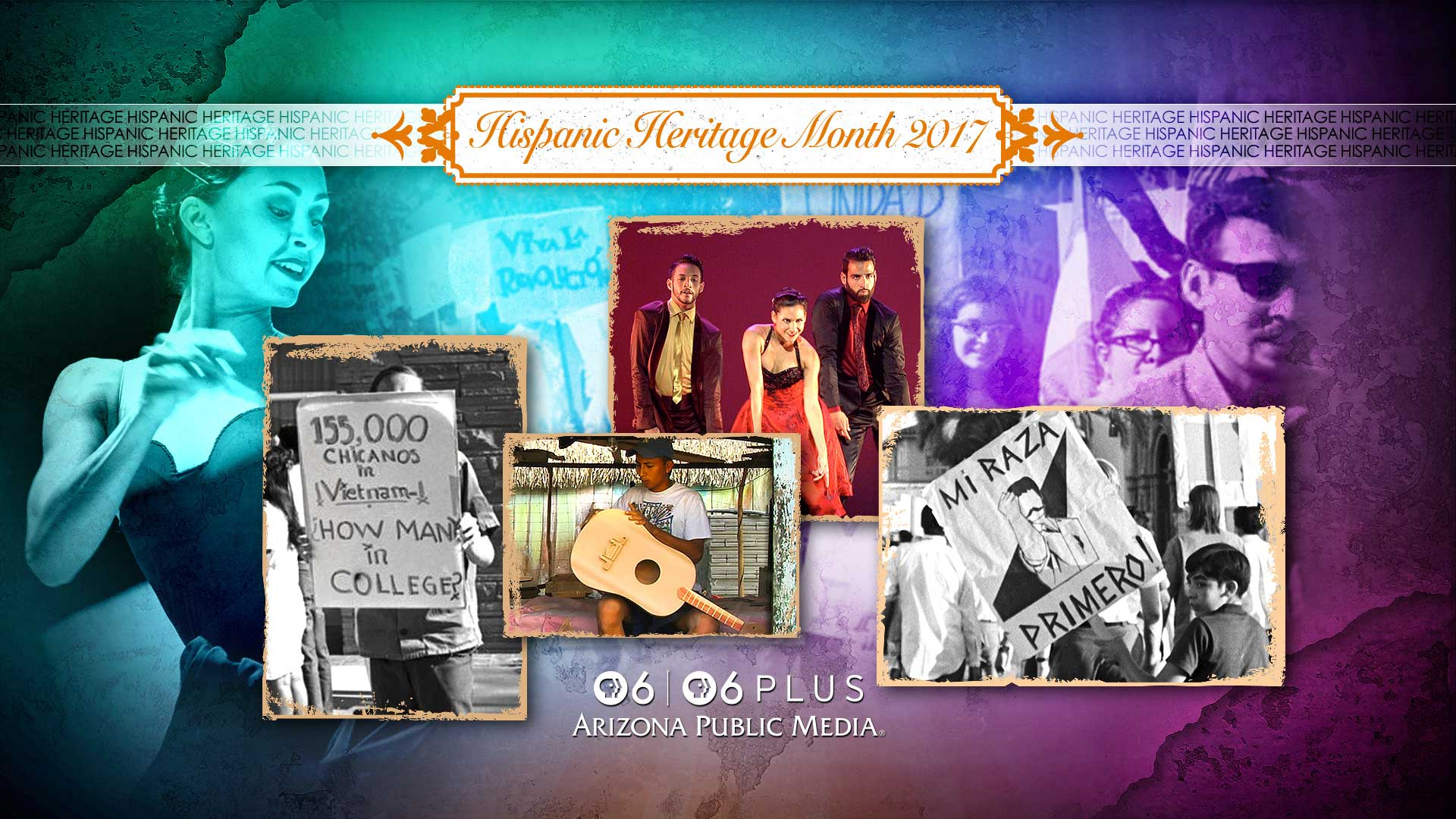 AZPM celebrates Hispanic Heritage Month with special programming, September 15-October 15.