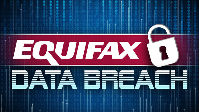 Equifax warns consumers of a data breach.