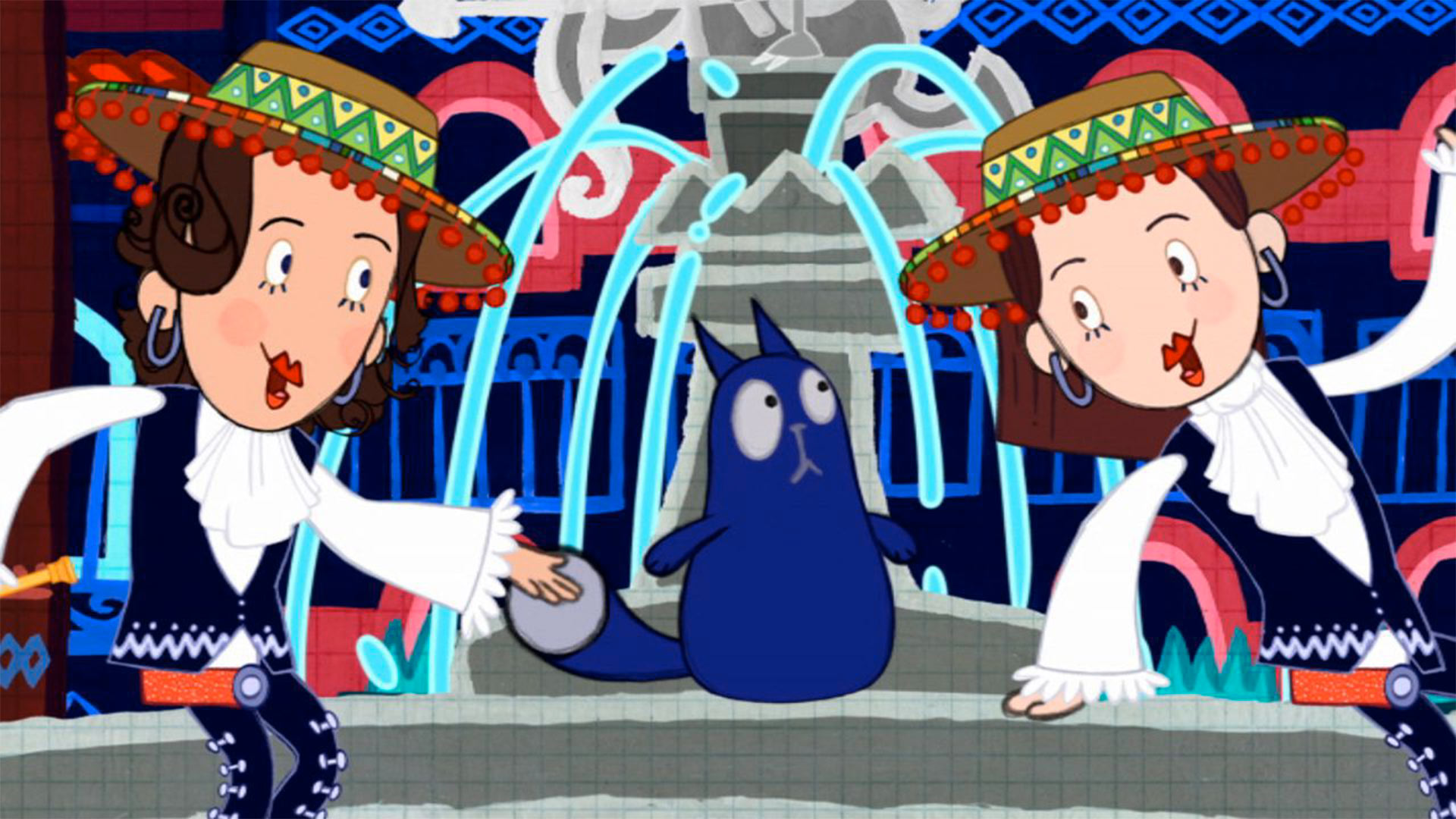 Peg + Cat: Mariachi Problems