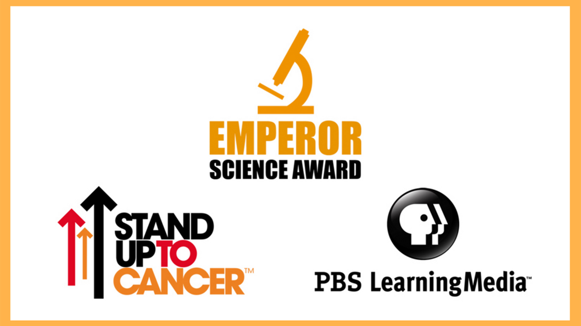 Emperor Science Award Sponsors