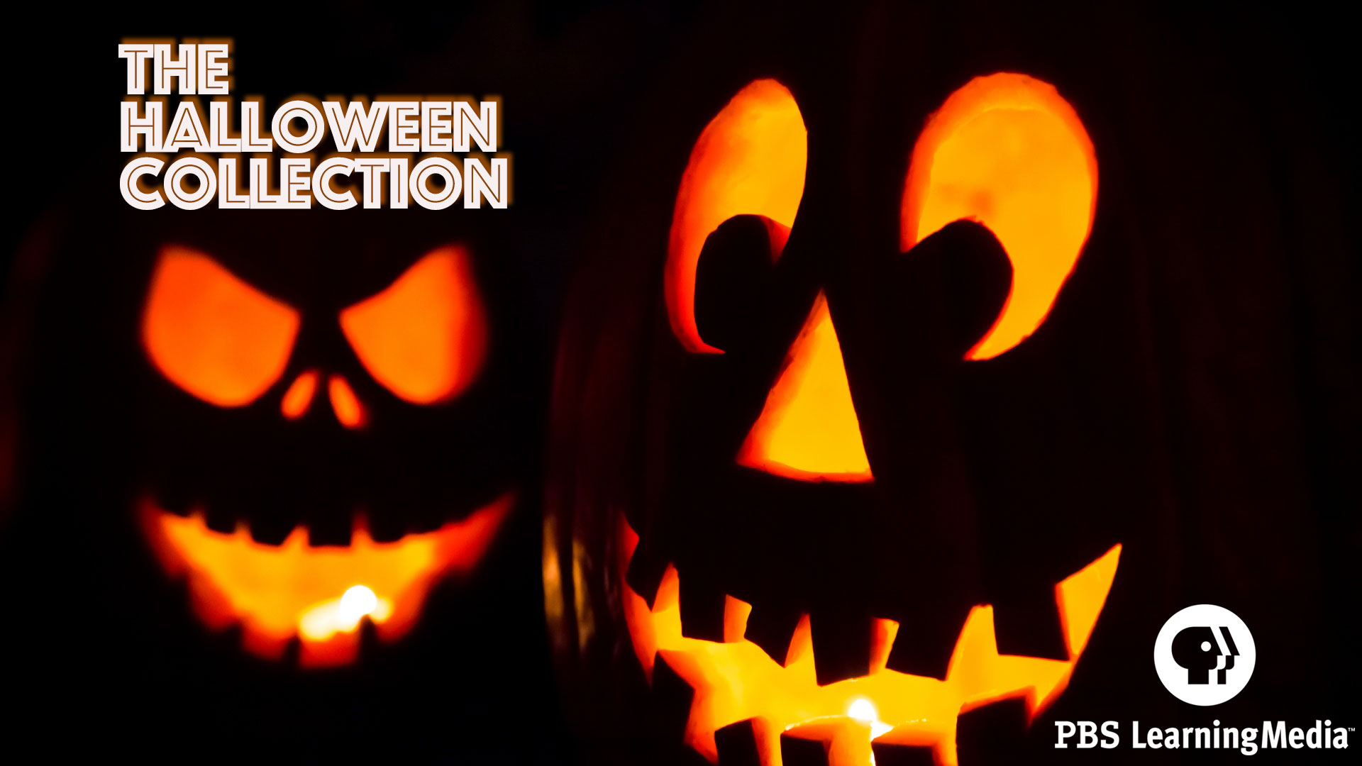The Halloween Collection on PBS LearningMedia