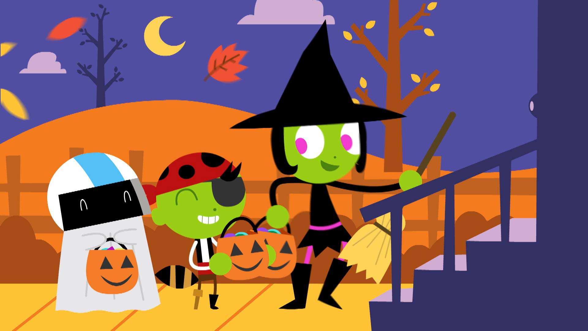 pbs kids halloween hero