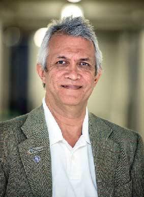 Hoshin Gupta portrait