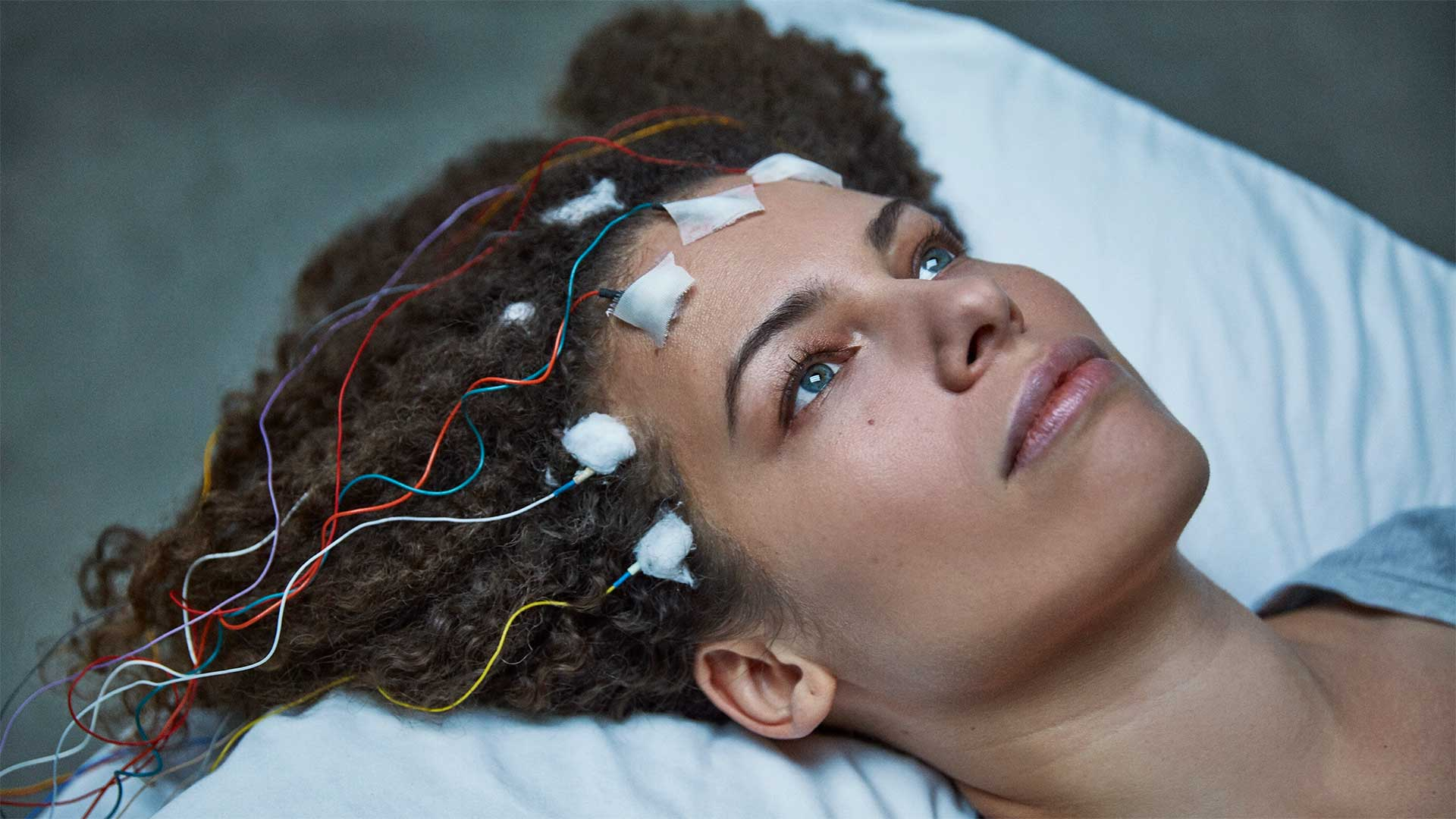 Disbelieved by doctors, Jennifer Brea turns the camera on herself to reveal the hidden world of ME in her film UNREST.
