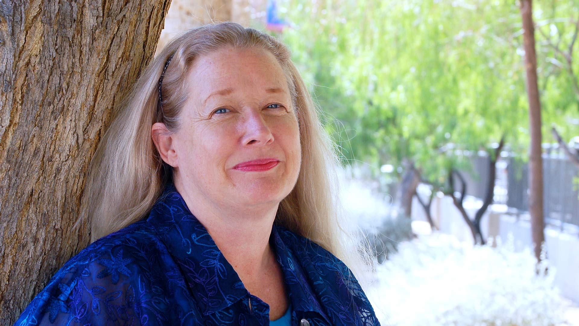 Patricia MacCorquodale, professor of gender and women's studies and former University of Arizona honors dean.