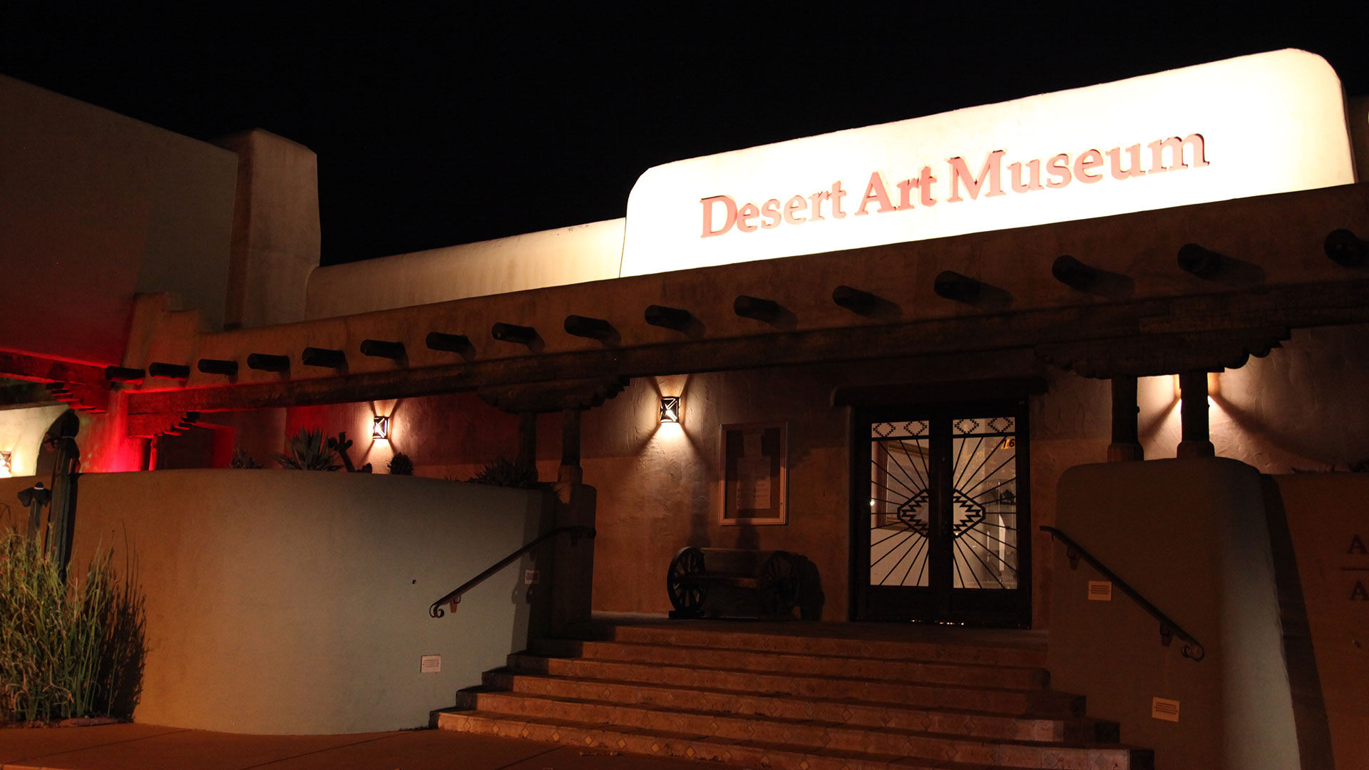 The Tucson Desert Art Museum opened in 2013 and is located on the city's east side.